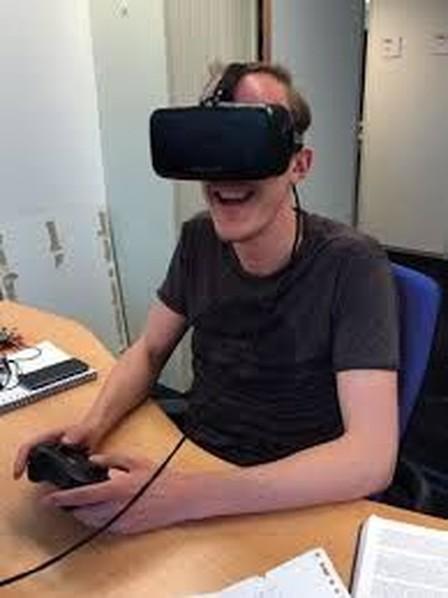 'Waanzinnige' datavisualisatie met Oculus Rift