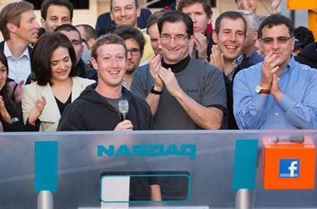 Postmoderne pooier Zuckerberg