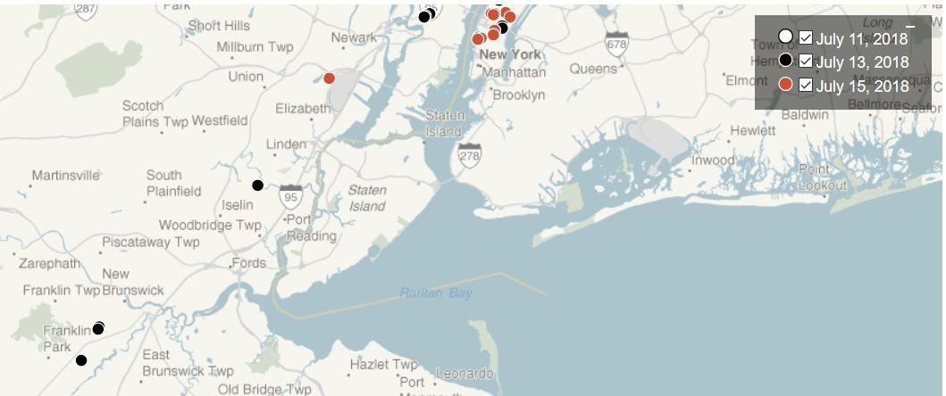 Google blijkt sluw om te gaan met locatiegeschiedenis