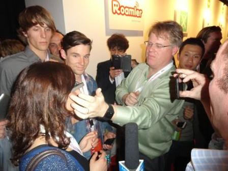Huidige versie Google Glass sneeft; Openwear komt op