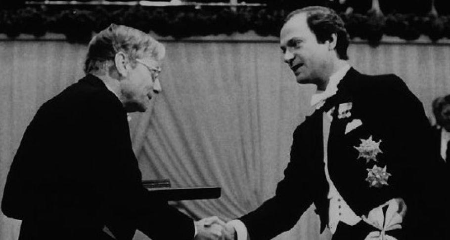 Glasvezelpionier en Nobelprijswinnaar Nico Bloembergen overleden