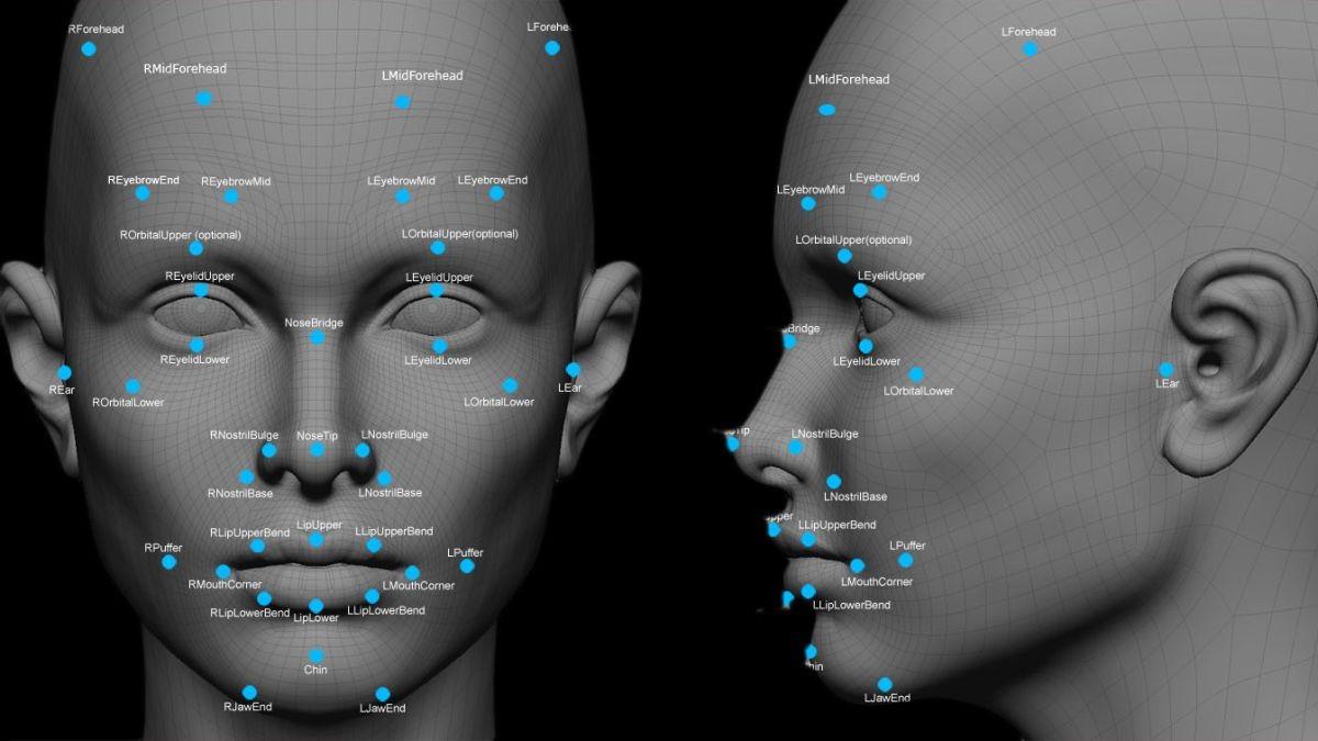 Gezichtsherkenning voltooit het digitale panopticum