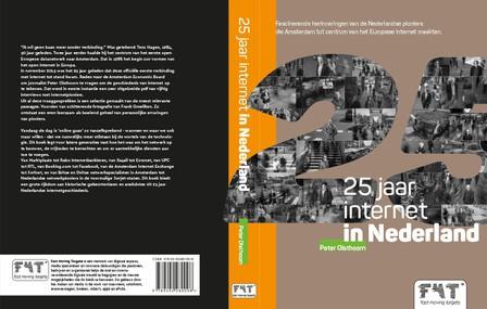 Boek 25 jaar internet in Nederland nu voor 7,50 euro
