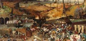 Triomf van de Dood, schilderij van Pieter Brueghel de Oudere.jpg
