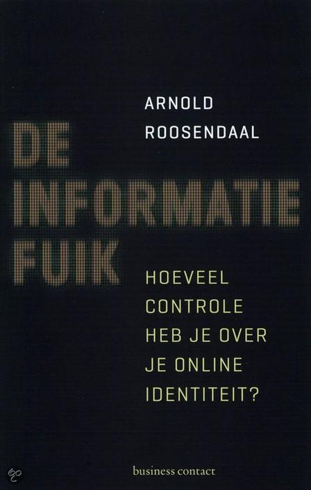 Je identiteit gevangen in de informatiefuik