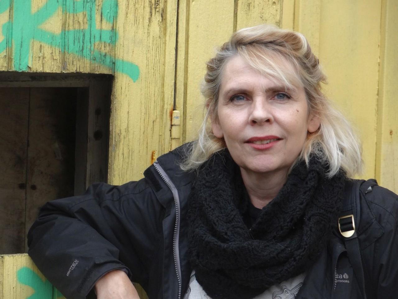 Birgitta Jonsdottir finds silence after decade of turbulence