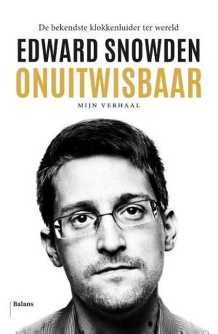 Te weinig verklaringen in autobiografie Edward Snowden