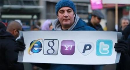 Sociale media brengen nieuw systeem met 'Arabische Lente'