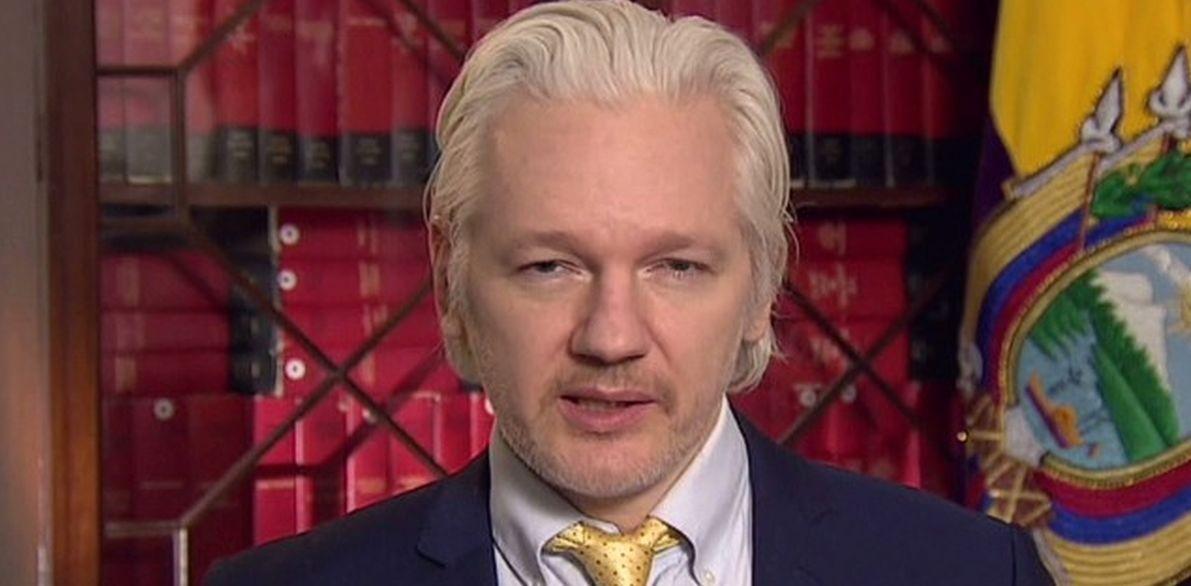 Assange trekt de aandacht weg van Wikileaks