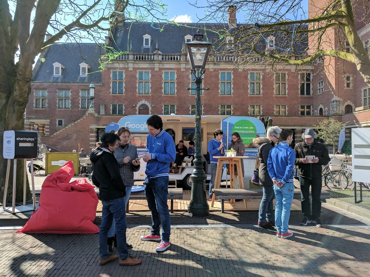 Grootste Nederlandse privacycampagne Google sorteert effect